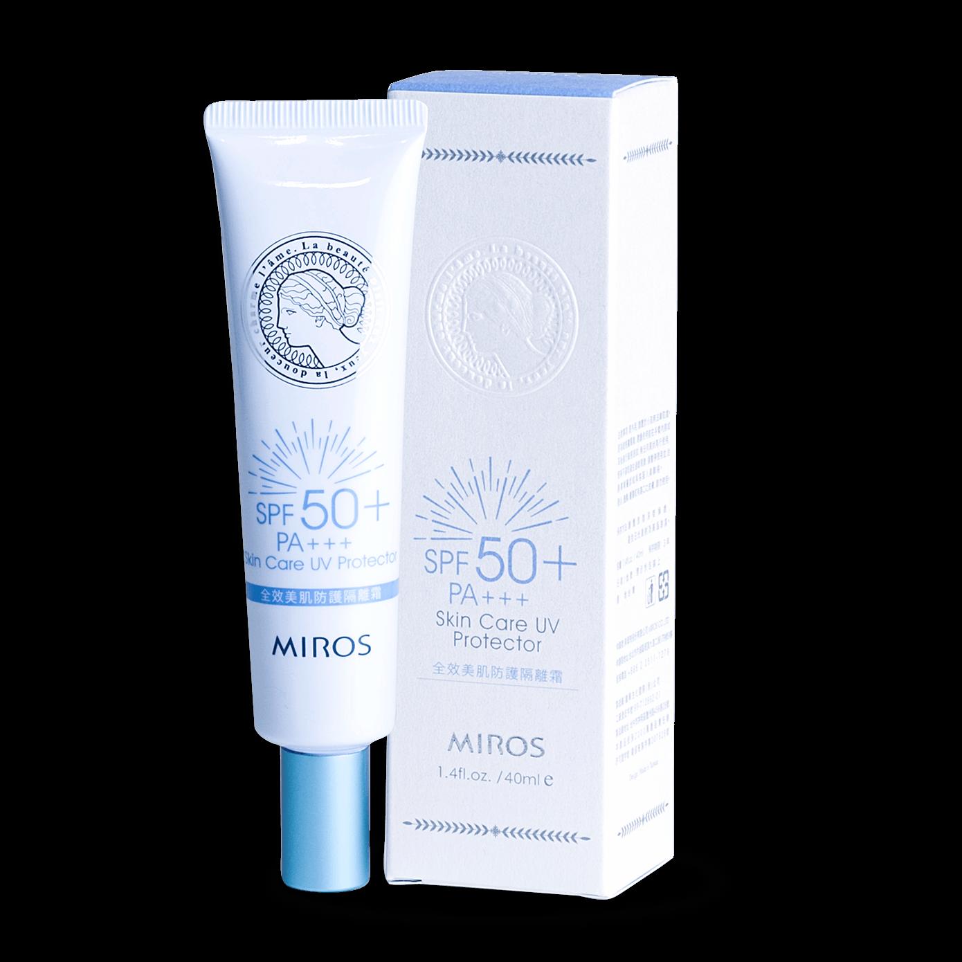 MIROS 全效美肌防護隔離霜