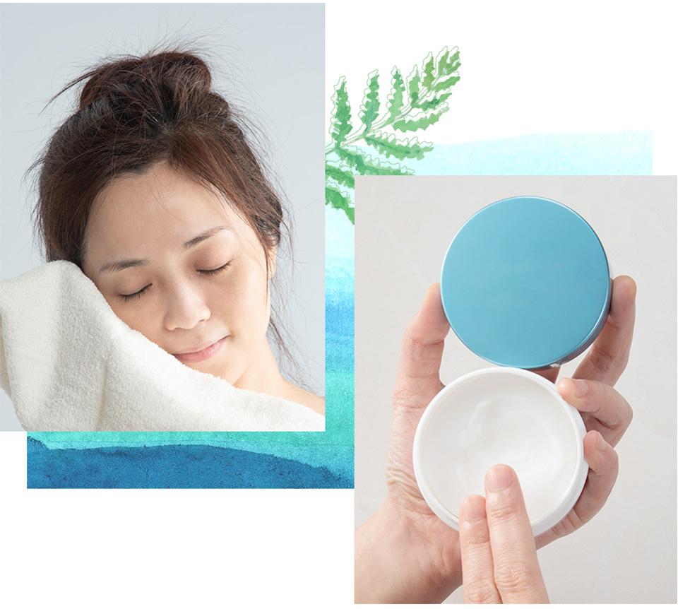 朝顏極淨修護洗卸霜